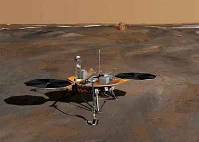 Есть ли Жизнь на Марсе (сенсационное открытие американских учёных может открыть тайну)