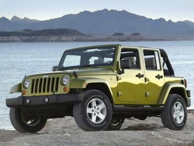 Jeep в Фильме «Terminator»