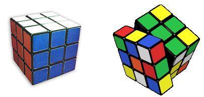 Кубик Рубика и его разновидности