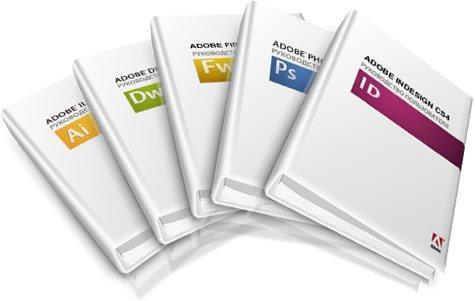 Руководства к продуктам Adobe CS4
