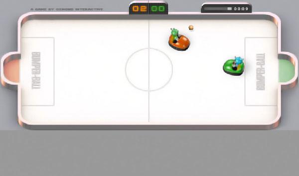 Хокей (флеш игра)