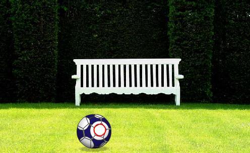 Футбол - Чеканим мячик