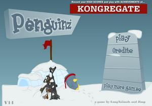 Пингвин - терминатор (Новинка) v1.4 (флеш игра)