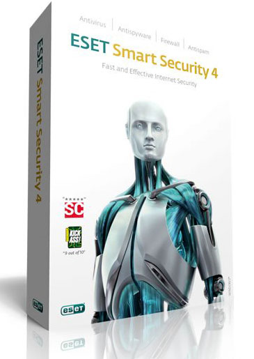 ESET Smart Security v4.2.40.10 Final Home Edition