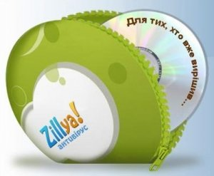 Zillya! Антивирус v1.1.2222.0 UA + RU