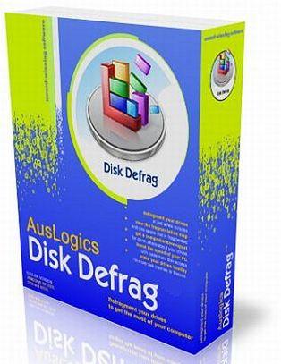 Portable Auslogics Disk Defrag v3.1.4.110
