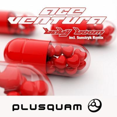 Ace Ventura - Baby Boom EP (2010)