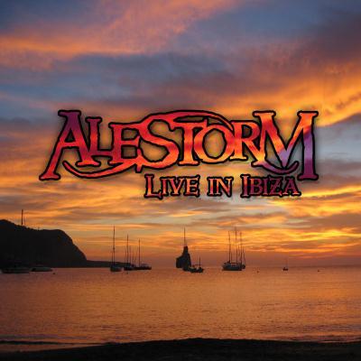 Alestorm - Live in Ibiza (bootleg)(2010)