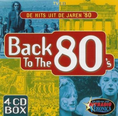 VA - Back To The 80's Vol.1 (4 CD)(1996)