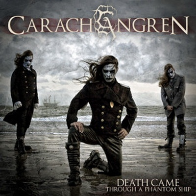 Carach Angren - Death Came Through A Phantom Ship (2010)xd;