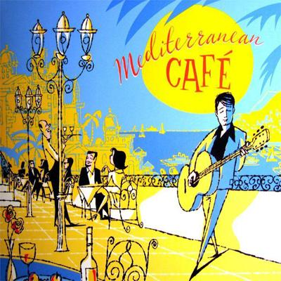Chris Spheeris & Anthony Mazzella - Mediterranean Cafe (2004)