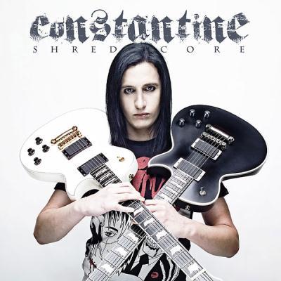 Constantine - Shredcore (2010)