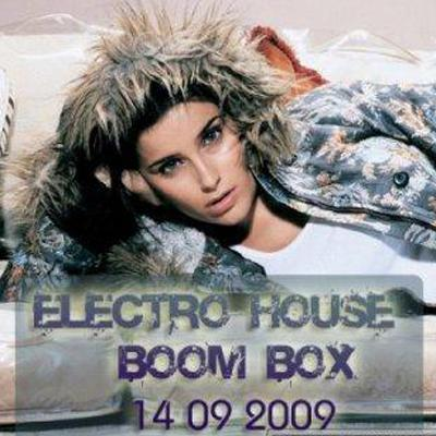 Сборник: Electro-House Boom BOX (14.09.2009) (2009)xd;