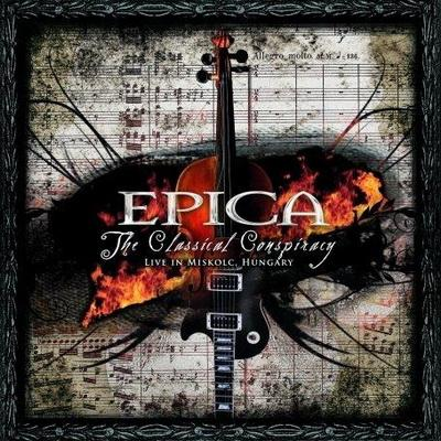 Epica - The Classical Conspiracy (2009) 2CD