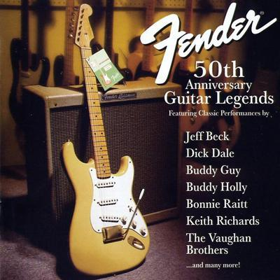 Fender: 50th Anniversary Guitar Legends (1996)