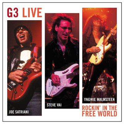 Сборник: G3: Rockin' in the Free World (2004)