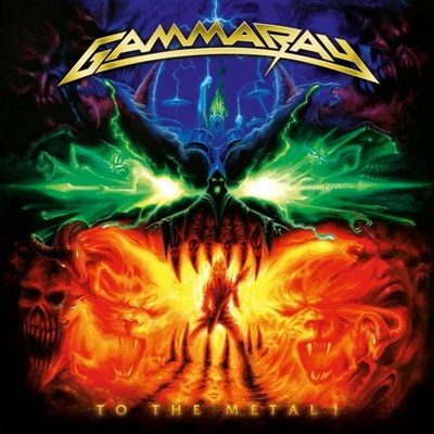 Gamma Ray - To The Metal (2010)