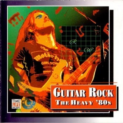 Сборник: Guitar Rock-The Heavy '80s (1995)xd;