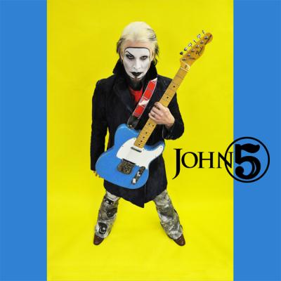 John 5 - The Art of Malice (2010)