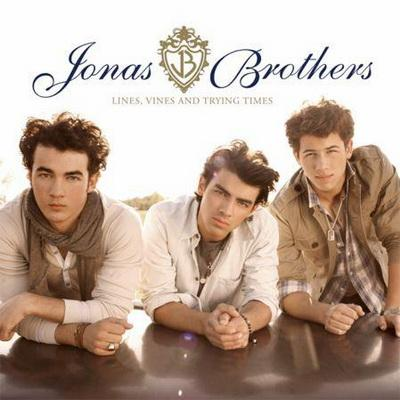 Jonas Brothers - Lines, Vines and Trying Times (2009)