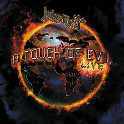 Judas Priest - A Touch Of Evil (Live) (Special Russian Version) (2009)