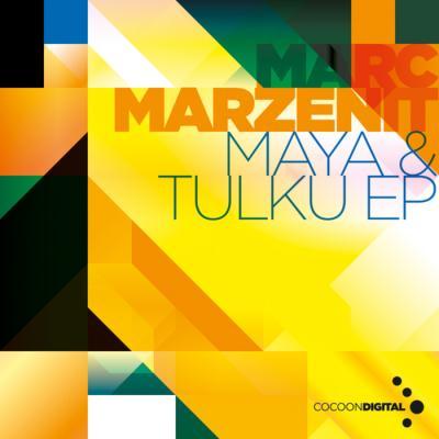 Marc Marzenit - Maya & Tulku EP (2010)