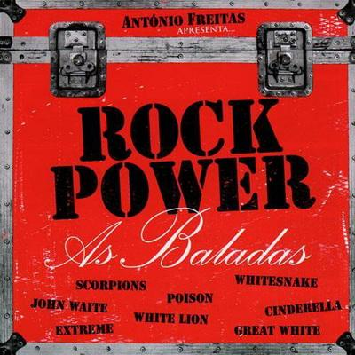 Сборник: Rock Power As Baladas (2009)