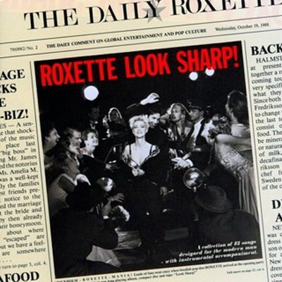 Roxette - Look Sharp! (Remastered) (2009)