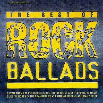 Сборник: The Best Of Rock Ballads (1998)