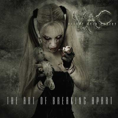 Velvet Acid Christ - The Art Of Breaking Apart (2009)