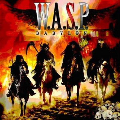 W.A.S.P. - Babylon (2009)
