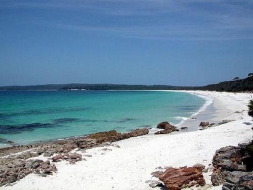 Hyams Beach, Австралия