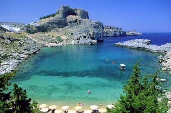 Prasonisi,о. Родос (Греция)