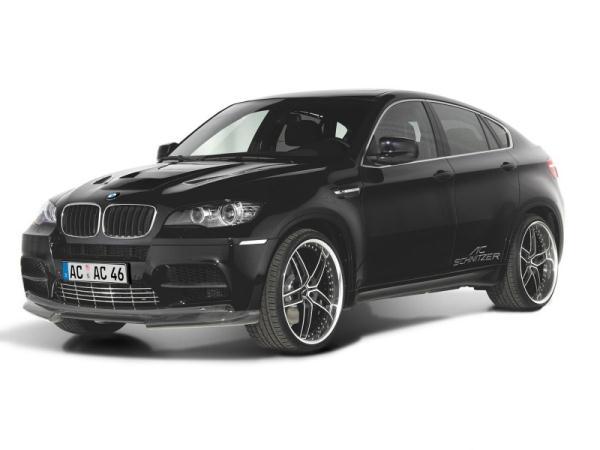 Новый BMW X6 М от AC Schnitzer является еще более мощным и спортивным