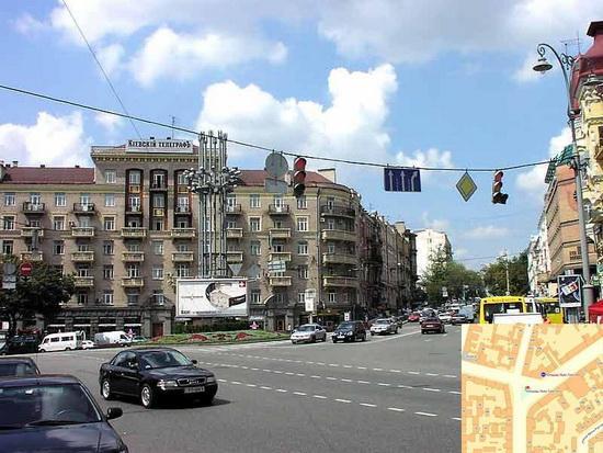 Площадь Льва Толстого в Киеве Могут Переименовать