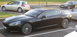 Aston Martin Rapid Полностью Рассекретили
