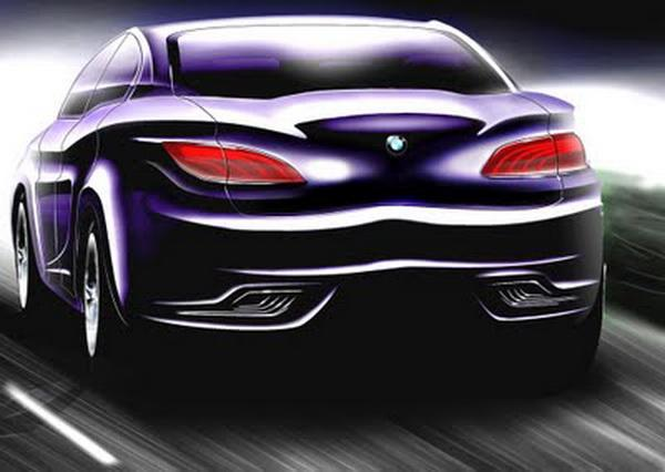 BMW 3-Series Concept от Benedetto Bordone