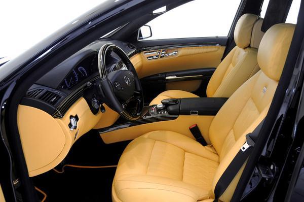 Brabus Mercedes-Benz S600 iBusiness