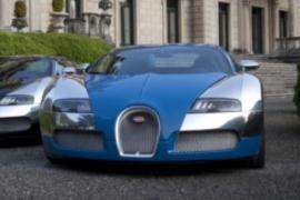 Казахские умельцы собрали Bugatti Veyron из BMW. (Видео)