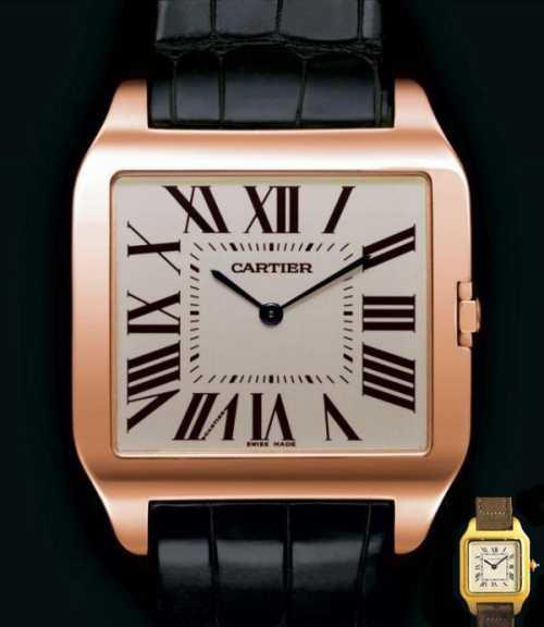 Часы Cartier 1904г.