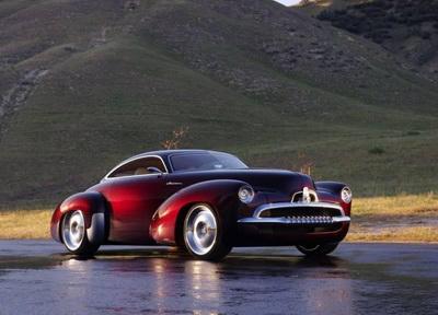 Holden Efijy: Концентрированное Авто-Искусство