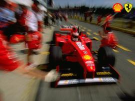 У Ferrari осталось мало моторов