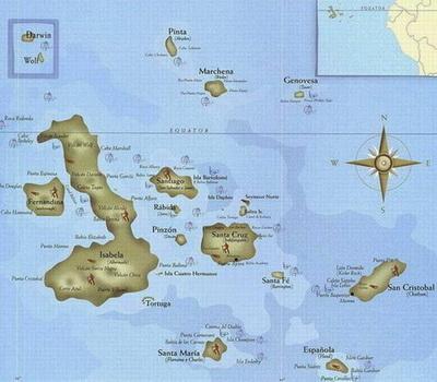 Галапагосы: Восьмое Чудо Света