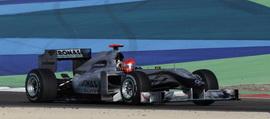 Формула-1.Результаты Гран-при Бахрейна