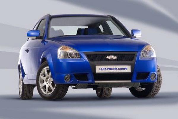 Российский АВТОВАЗ начал выпуск новой мелкосерийной модели - LADA Priora Coupe