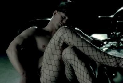 Lady GaGa сняла в своем новом клипе