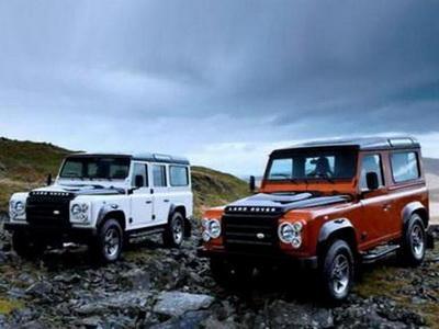 Лед и Пламя от Land Rover