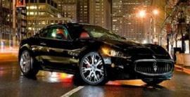 Maserati GranTurismo Sport Line: только 20 спорткаров в специальном исполнении