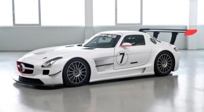 Mercedes-Benz SLS AMG GT3 – суперкар с характером