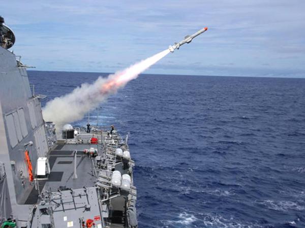 США Перехватят Иранские Ракеты в Небе Украины